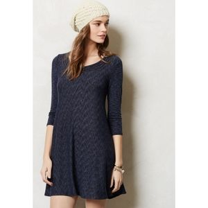 Anthropologie Swing Dress Size Small